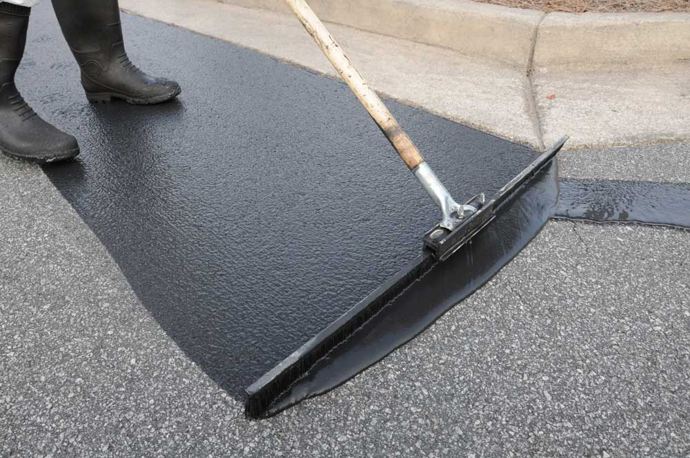 Asphalt Sealant And Sealcoating Xtreme Barriers Ohio